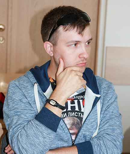 Быкадоров А. С.